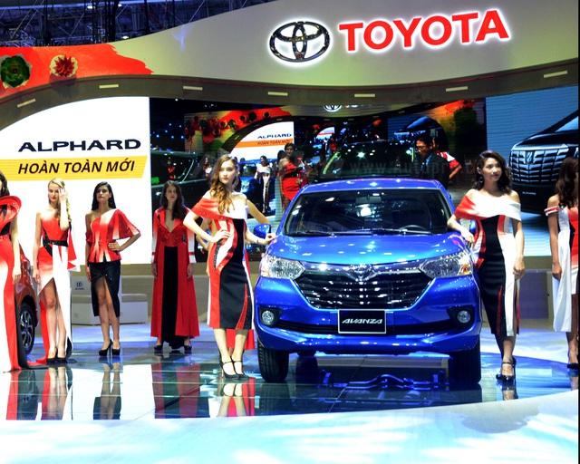 MPV giá rẻ và bán chạy Toyota Avanza sẽ phân phối chính hãng vào năm sau - Ảnh 1.