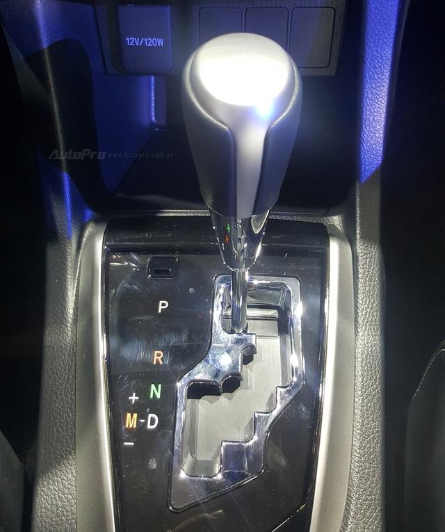 Toyota Corolla Altis ESport 2017 mới ra mắt các khách hàng Việt có gì hot? - Ảnh 13.