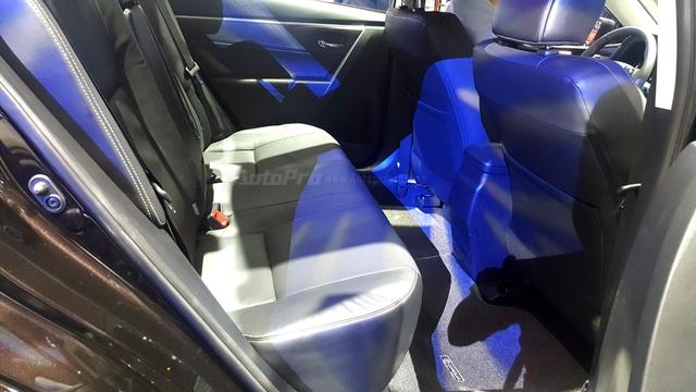 Toyota Corolla Altis ESport 2017 mới ra mắt các khách hàng Việt có gì hot? - Ảnh 10.
