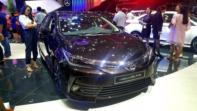 Điểm danh những mẫu xe vừa ra mắt tại triển lãm VMS 2017 (Phần 2) - Ảnh 3.