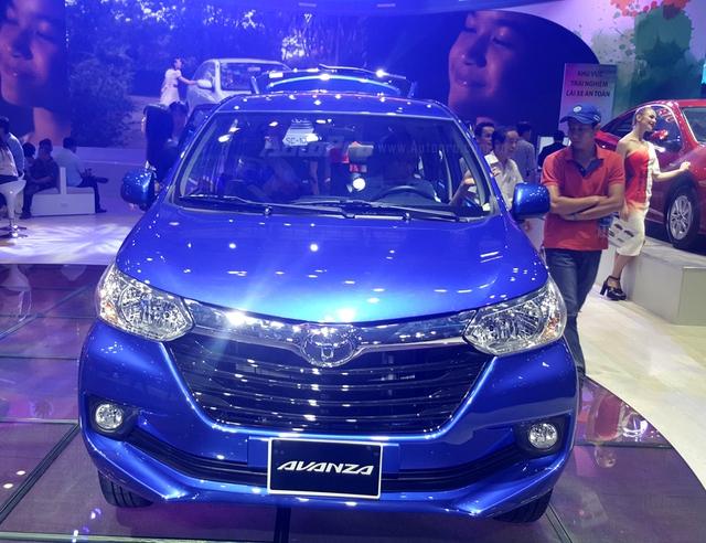 MPV giá rẻ và bán chạy Toyota Avanza sẽ phân phối chính hãng vào năm sau - Ảnh 4.