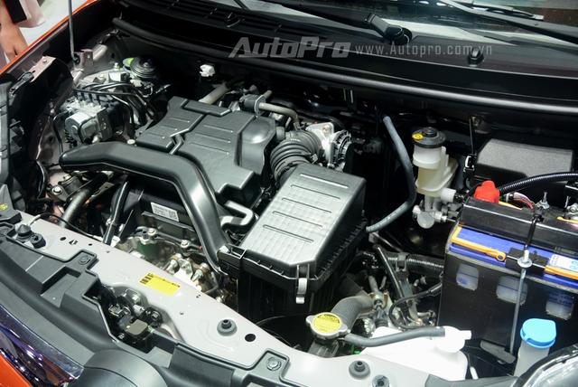 Toyota Wigo bán ra từ năm sau, cạnh tranh trực tiếp với Kia Morning và Hyundai Grand i10 - Ảnh 6.