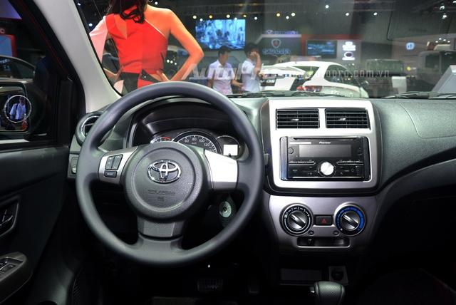 Toyota Wigo bán ra từ năm sau, cạnh tranh trực tiếp với Kia Morning và Hyundai Grand i10 - Ảnh 16.