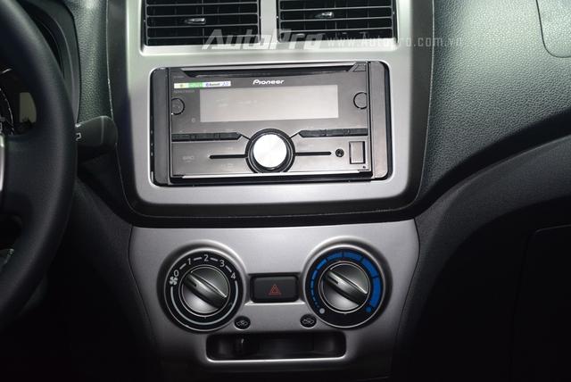 Toyota Wigo bán ra từ năm sau, cạnh tranh trực tiếp với Kia Morning và Hyundai Grand i10 - Ảnh 14.