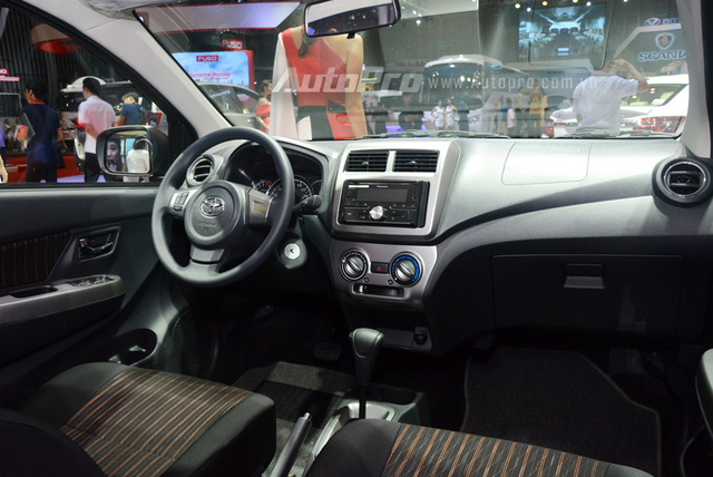 Toyota Wigo bán ra từ năm sau, cạnh tranh trực tiếp với Kia Morning và Hyundai Grand i10 - Ảnh 8.
