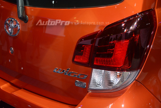 Toyota Wigo bán ra từ năm sau, cạnh tranh trực tiếp với Kia Morning và Hyundai Grand i10 - Ảnh 4.