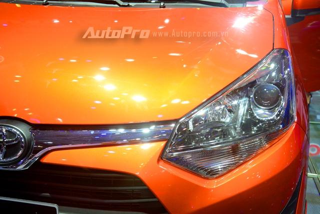 Toyota Wigo bán ra từ năm sau, cạnh tranh trực tiếp với Kia Morning và Hyundai Grand i10 - Ảnh 10.