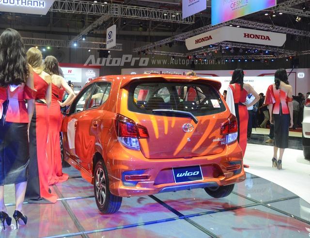 Toyota Wigo bán ra từ năm sau, cạnh tranh trực tiếp với Kia Morning và Hyundai Grand i10 - Ảnh 9.