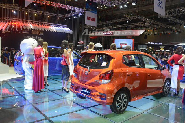 Toyota Wigo bán ra từ năm sau, cạnh tranh trực tiếp với Kia Morning và Hyundai Grand i10 - Ảnh 5.