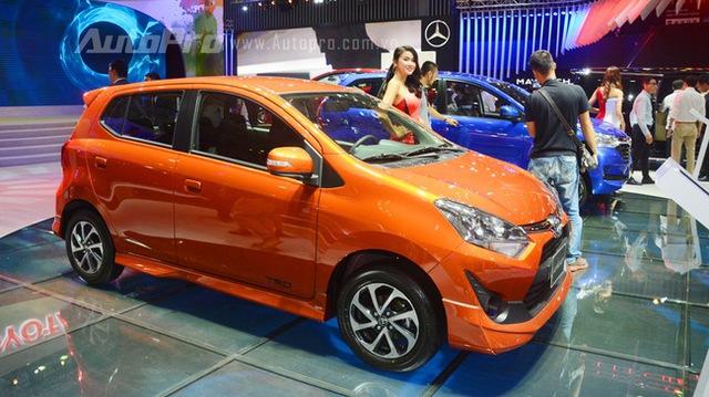 Toyota Wigo nhiều khả năng có giá thấp hơn Kia Morning và Hyundai Grand i10 tại Việt Nam - Ảnh 1.