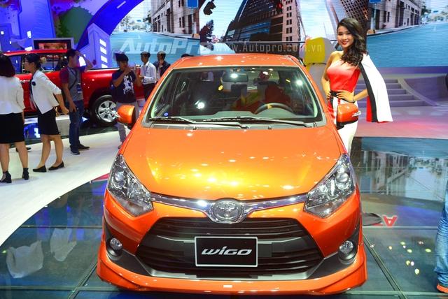 Toyota Wigo bán ra từ năm sau, cạnh tranh trực tiếp với Kia Morning và Hyundai Grand i10 - Ảnh 1.