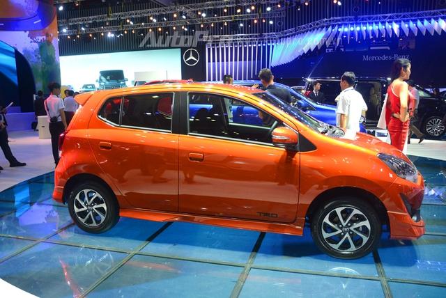 Toyota Wigo bán ra từ năm sau, cạnh tranh trực tiếp với Kia Morning và Hyundai Grand i10 - Ảnh 3.