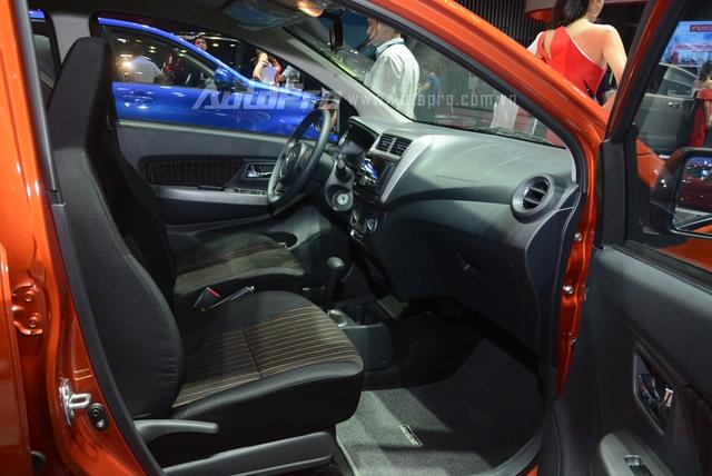 Toyota Wigo bán ra từ năm sau, cạnh tranh trực tiếp với Kia Morning và Hyundai Grand i10 - Ảnh 12.