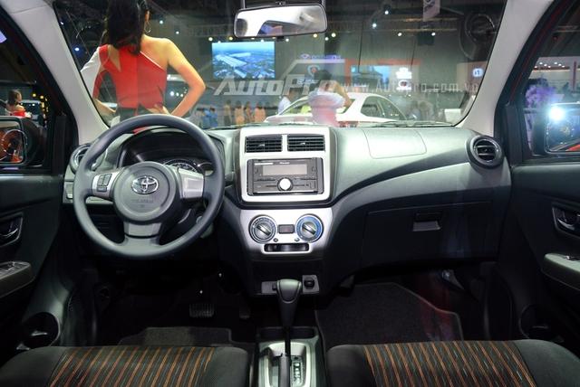 Toyota Wigo bán ra từ năm sau, cạnh tranh trực tiếp với Kia Morning và Hyundai Grand i10 - Ảnh 13.