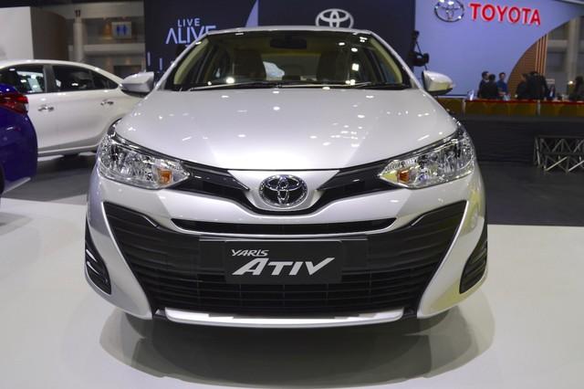 Chi tiết Toyota Yaris bản sedan thế hệ mới tại Đông Nam Á - Ảnh 1.