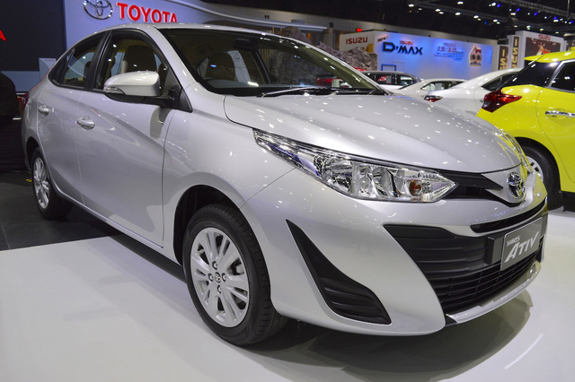 Chi tiết Toyota Yaris bản sedan thế hệ mới tại Đông Nam Á - Ảnh 2.