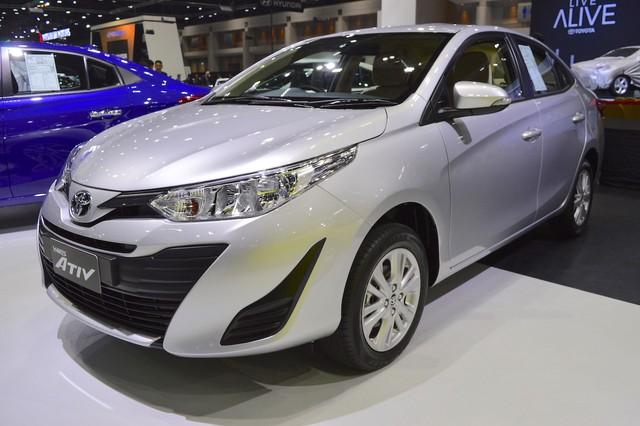 Chi tiết Toyota Yaris bản sedan thế hệ mới tại Đông Nam Á - Ảnh 3.