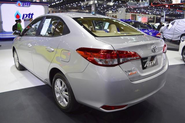 Chi tiết Toyota Yaris bản sedan thế hệ mới tại Đông Nam Á - Ảnh 4.