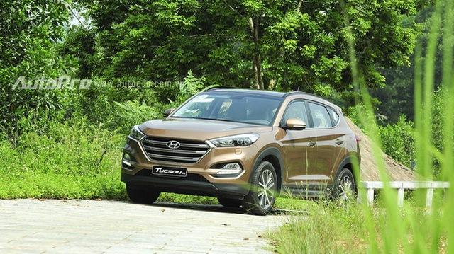 Cạnh tranh Mazda CX-5, Hyundai Tucson giảm giá còn 761 triệu Đồng - Ảnh 1.