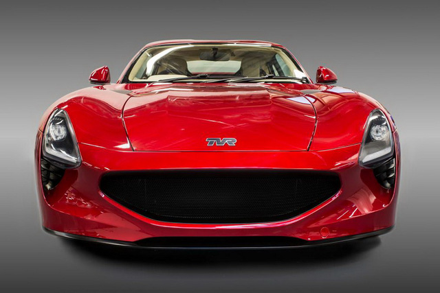 Hãng TVR hồi sinh với Griffith mạnh 480 mã lực, tốc độ tối đa 321 km/h, giá ước tính 2,67 tỷ Đồng - Ảnh 2.