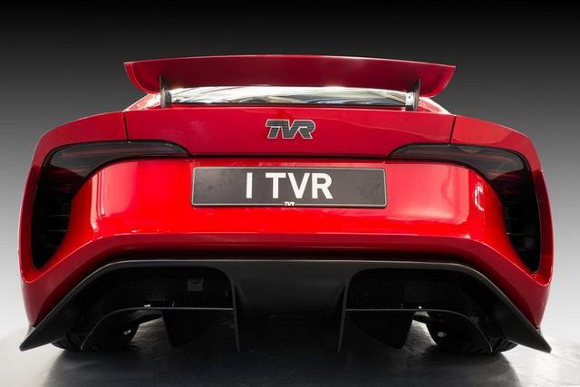 Hãng TVR hồi sinh với Griffith mạnh 480 mã lực, tốc độ tối đa 321 km/h, giá ước tính 2,67 tỷ Đồng - Ảnh 11.