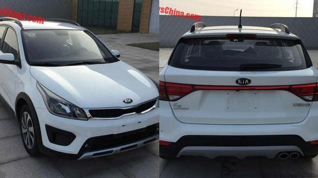 """Kia K2 Cross - Xe crossover cỡ nhỏ và giá """"mềm"""" hoàn toàn mới"""