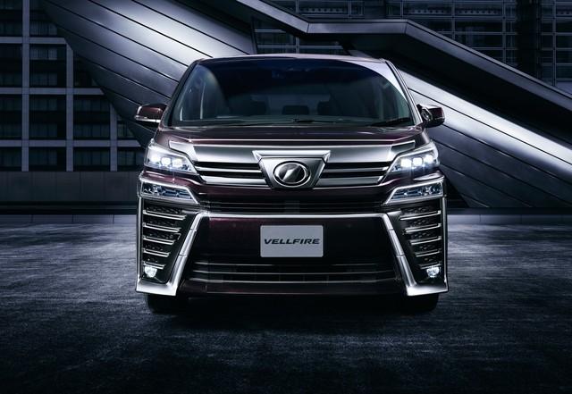 MPV hạng sang Toyota Alphard và Vellfile 2018 chính thức lộ diện - Ảnh 4.