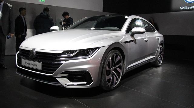 Arteon - Xe đầu bảng hoàn toàn mới của Volkswagen