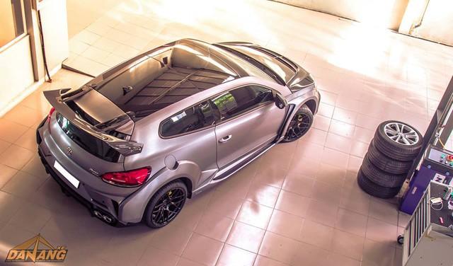 Tay chơi Đà thành độ bodykit Aspec 430R cho bé hạt tiêu Volkswagen Sicrocco - Ảnh 3.
