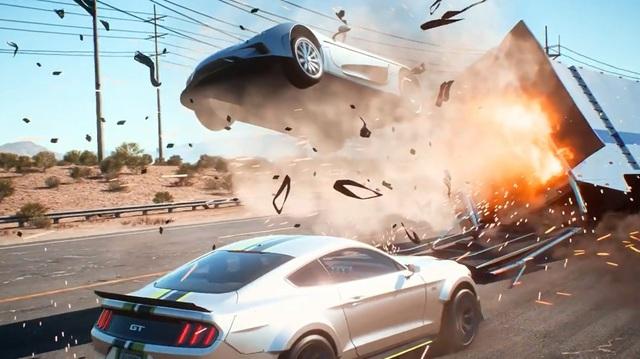 Need For Speed Payback hé lộ đoạn trailer ăn trộm siêu xe  Koenigsegg Regera
