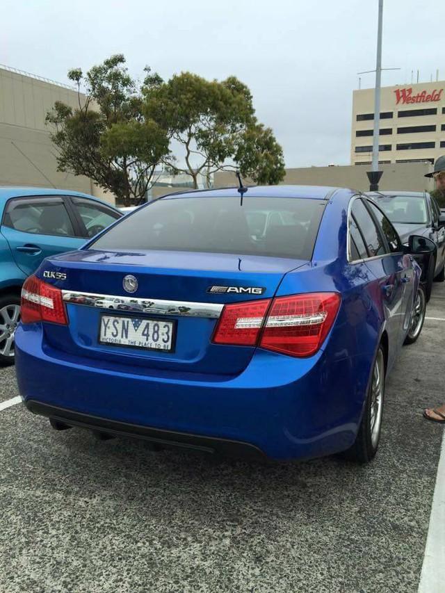 Chevrolet Cruze độ theo phong cách Mercedes-Benz - Ảnh 2.