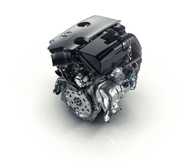 Đấu Mercedes-Benz GLC, Infiniti QX50 2019 dùng động cơ tỷ số nén biến thiên đầu tiên thế giới - Ảnh 2.