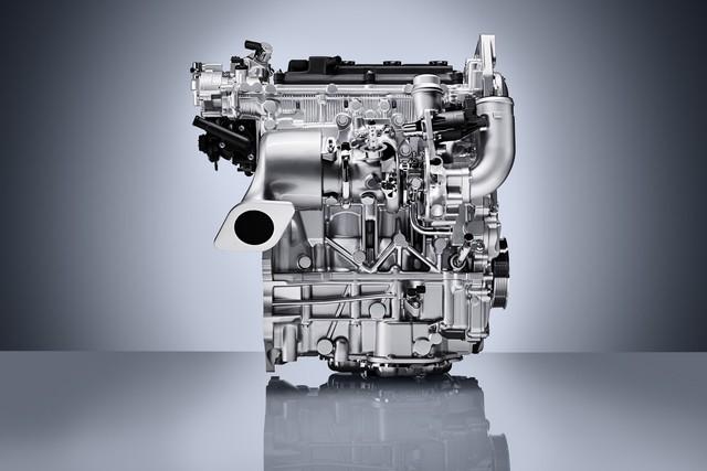 Đấu Mercedes-Benz GLC, Infiniti QX50 2019 dùng động cơ tỷ số nén biến thiên đầu tiên thế giới - Ảnh 4.