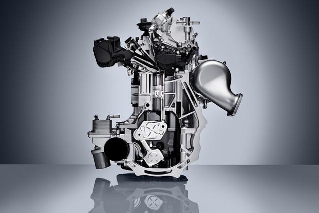 Đấu Mercedes-Benz GLC, Infiniti QX50 2019 dùng động cơ tỷ số nén biến thiên đầu tiên thế giới - Ảnh 5.