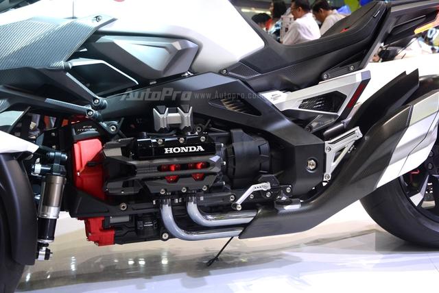 3 chiếc xe concept ấn tượng lần đầu xuất hiện tại Việt Nam - Ảnh 10.