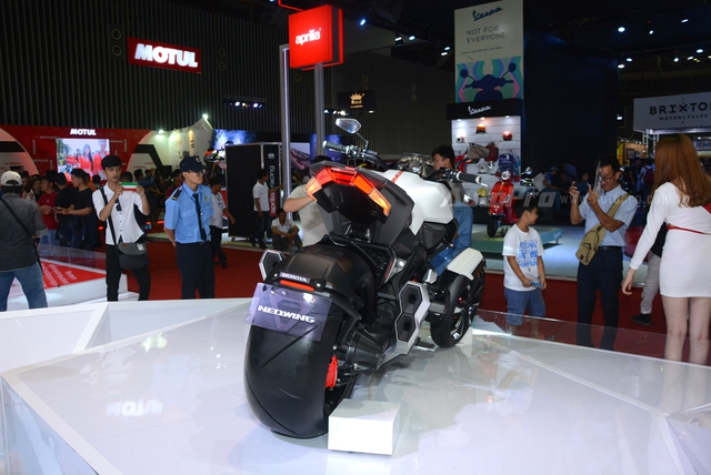 3 chiếc xe concept ấn tượng lần đầu xuất hiện tại Việt Nam - Ảnh 8.