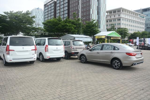 Làm quen với dàn xe Dongfeng đến từ Trung Quốc tại VIMS 2017 - Ảnh 2.