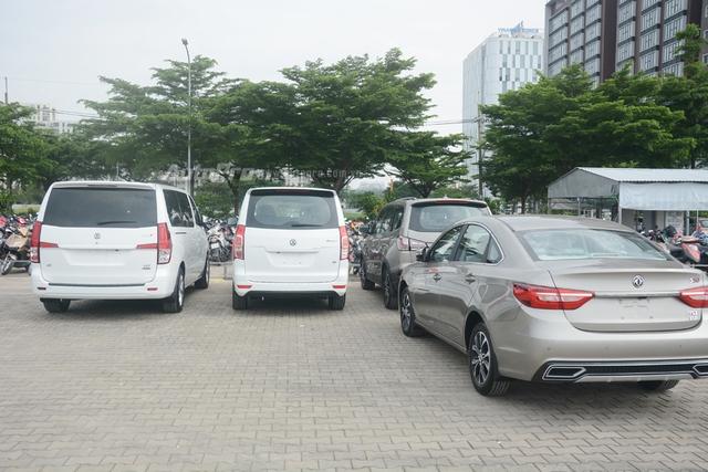 Làm quen với dàn xe Dongfeng đến từ Trung Quốc tại VIMS 2017 - Ảnh 1.