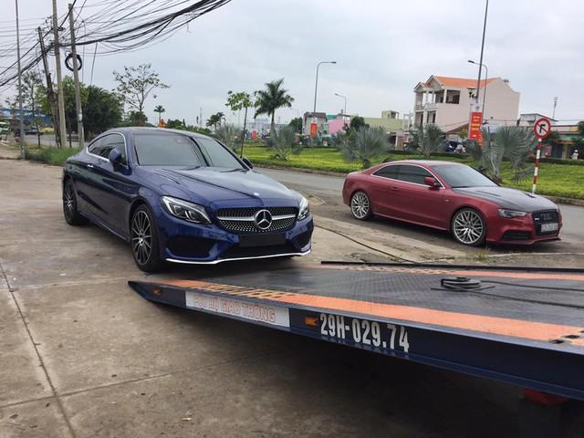 Tay chơi Long An tậu Mercedes-Benz C300 Coupe màu hiếm, giá từ 2,7 tỷ Đồng - Ảnh 2.