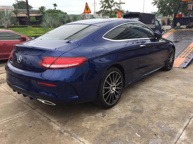 Tay chơi Long An tậu Mercedes-Benz C300 Coupe màu hiếm, giá từ 2,7 tỷ Đồng - Ảnh 3.