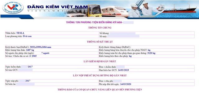 Tesla Model X P100D thứ 2 Việt Nam ra biển số Đồng Nai - Ảnh 2.