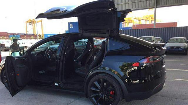 Tesla Model X P100D thứ 2 Việt Nam ra biển số Đồng Nai - Ảnh 5.