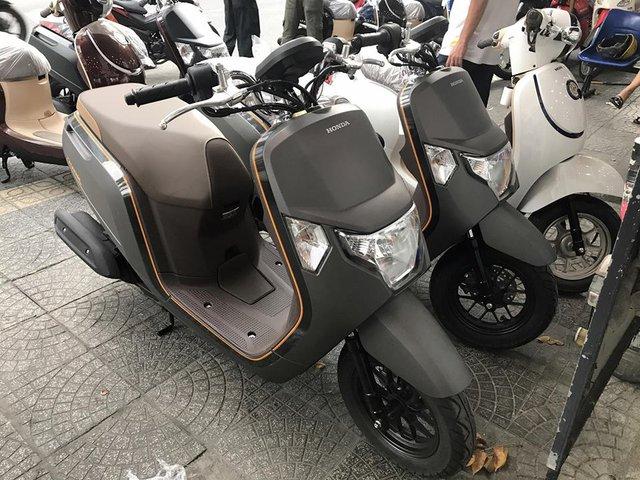 Honda Dunk 2017 - Xe tay ga không cần bằng lái, không dành cho số đông tại Việt Nam - Ảnh 2.
