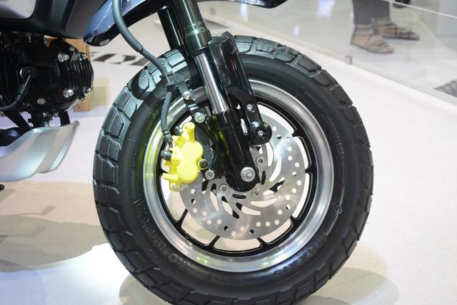 Khỉ con Honda Monkey 125 xuất hiện lần đầu tại Việt Nam - Ảnh 15.