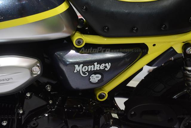 Khỉ con Honda Monkey 125 xuất hiện lần đầu tại Việt Nam - Ảnh 14.