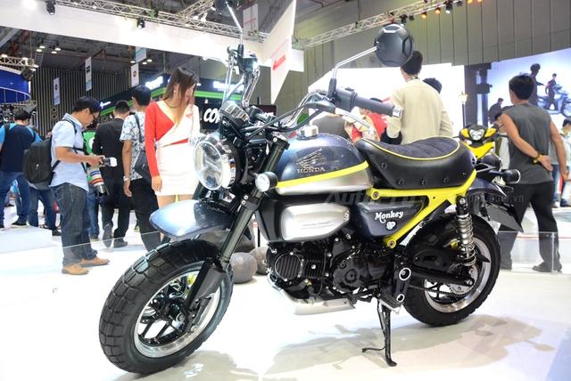 Khỉ con Honda Monkey 125 xuất hiện lần đầu tại Việt Nam - Ảnh 3.