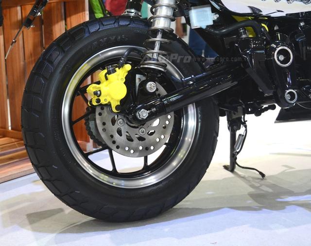 Khỉ con Honda Monkey 125 xuất hiện lần đầu tại Việt Nam - Ảnh 16.