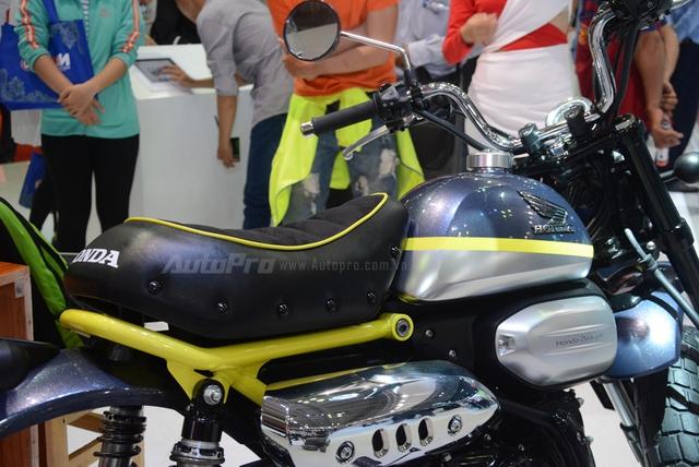 Khỉ con Honda Monkey 125 xuất hiện lần đầu tại Việt Nam - Ảnh 9.