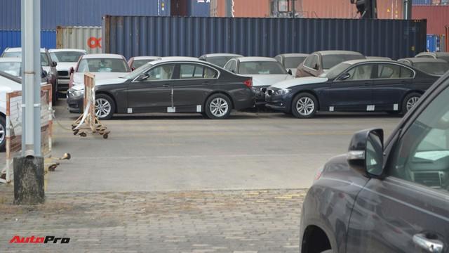 Ngoài BMW, hàng loạt ô tô nhập khẩu và lắp ráp chen chân tại cảng VICT dịp cuối năm - Ảnh 9.