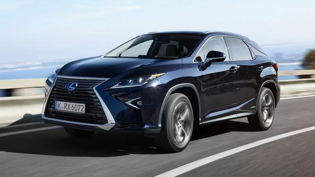 Lexus bán xe hybrid chính hãng đầu tiên Việt Nam - Ảnh 8.
